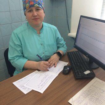 Лікар стоматолог- терапевт Падура Надія Пантеліївна